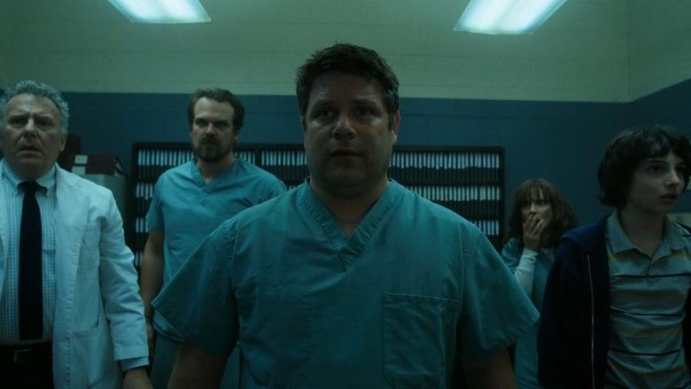 Stranger Things Season 2 Episode 8
