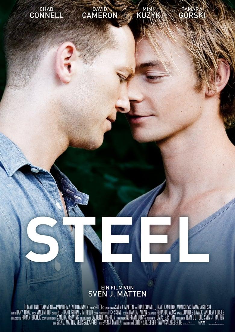 Εξώφυλλο του Steel