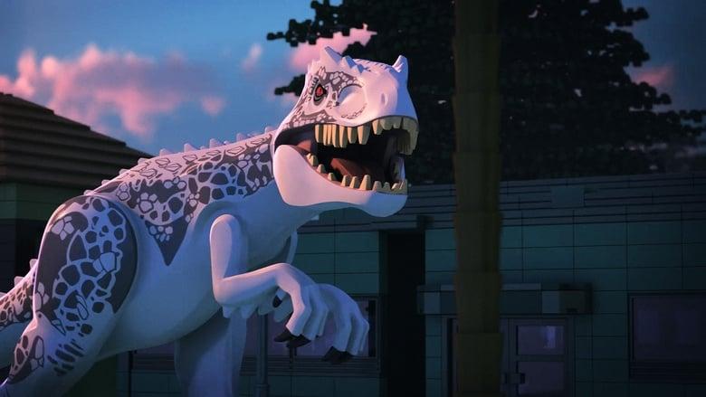مشاهدة فيلم LEGO Jurassic World: The Indominus Escape 2016 مترجم أون لاين بجودة عالية