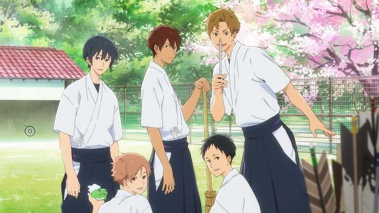 Tsurune%3A+Kazemai+High+School%27s+Archery+Club