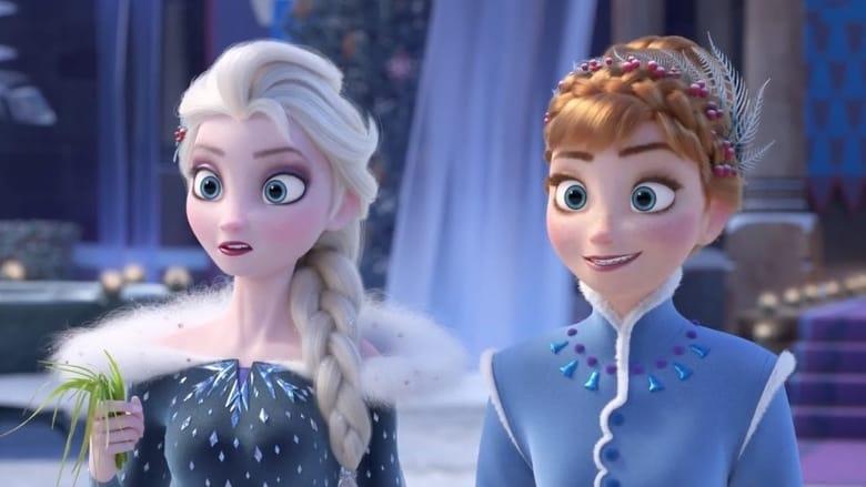 Olaf: Otra Aventura Congelada de Frozen