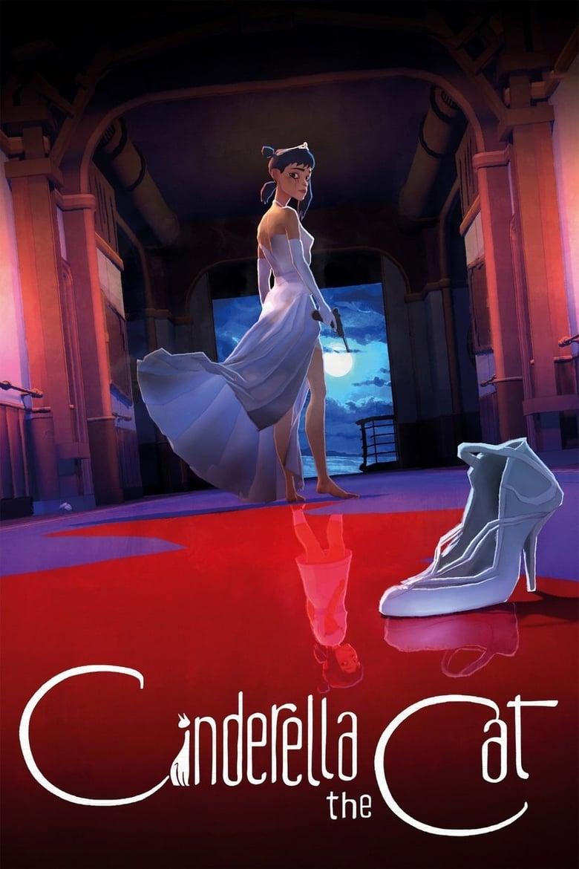 Εξώφυλλο του Cinderella the Cat