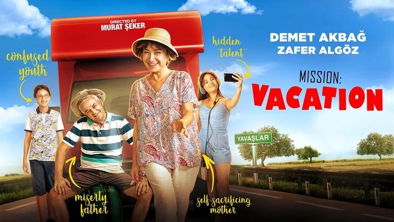 Vacaciones en Familia (2018) HD 1080p Latino