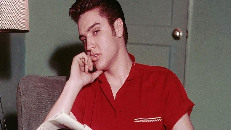 Elvis Talks...Elvis On Elvis banner backdrop