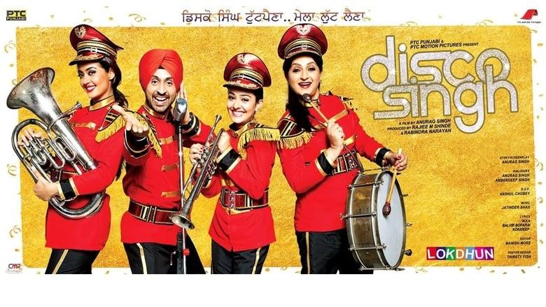 Disco Singh (2014) WEB-480p, 720p, 1080p | GDRive & torrent