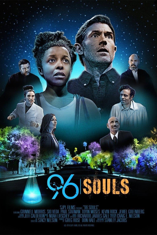 96 Souls - poster