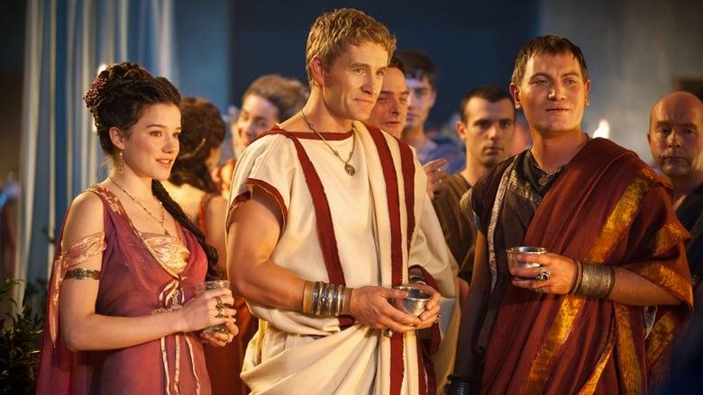 مسلسل Spartacus الموسم الثاني الحلقة 4 الرابعة