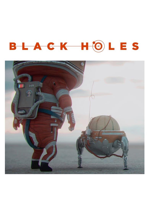 Εξώφυλλο του Black Holes