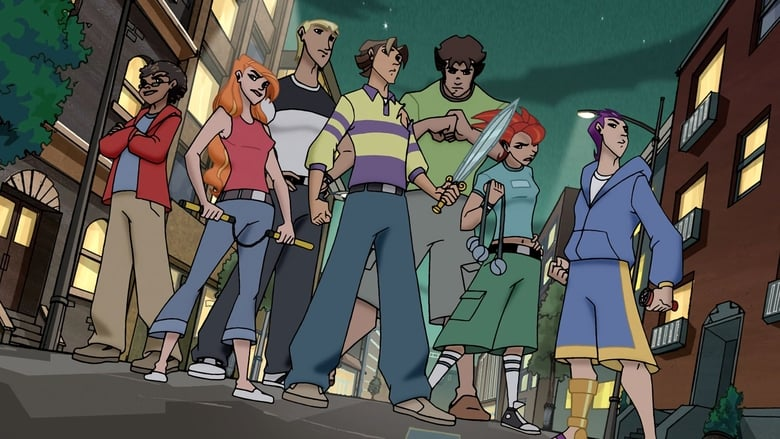 مشاهدة مسلسل Class of the Titans مترجم أون لاين بجودة عالية