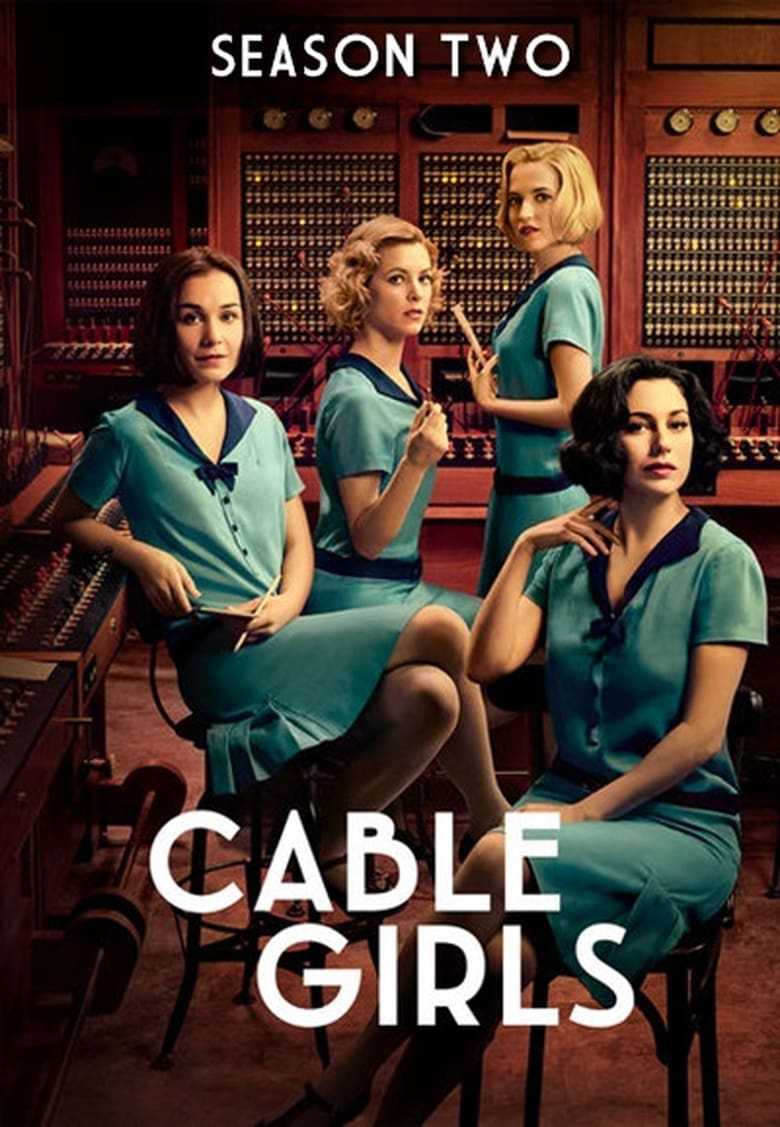 Cable Girls Season 2