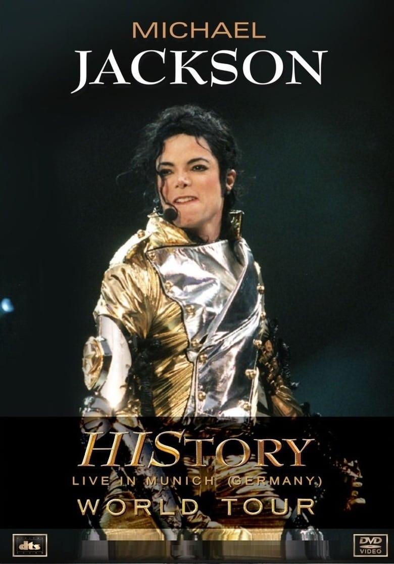 Michael Jackson: HIStory Tour - Live in Munich
