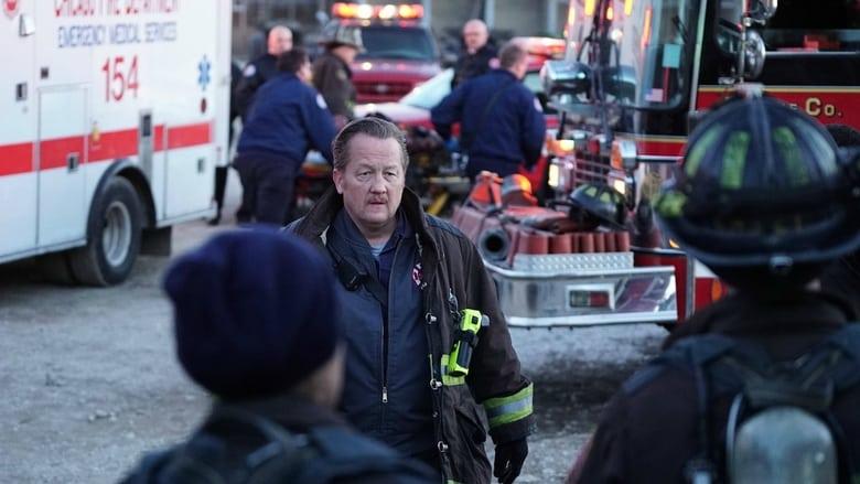 Chicago Fire – Heróis Contra o Fogo: 5×19