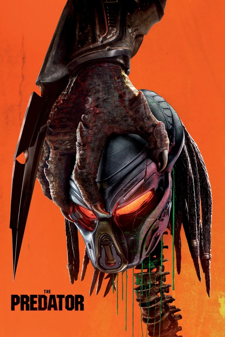 The Predator - poster