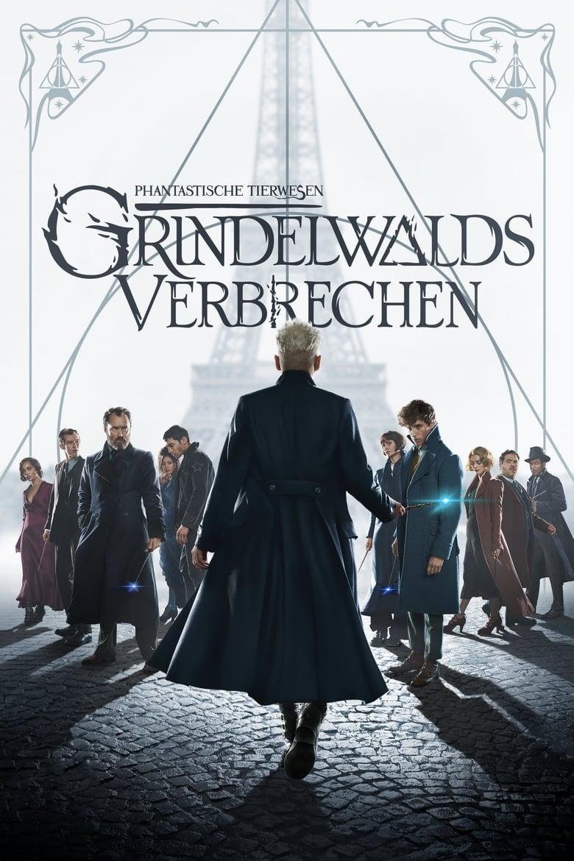 Phantastische Tierwesen: Grindelwalds Verbrechen - Abenteuer / 2018 / ab 12 Jahre