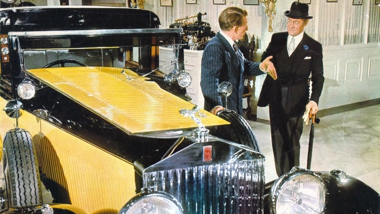 Una+Rolls-Royce+gialla
