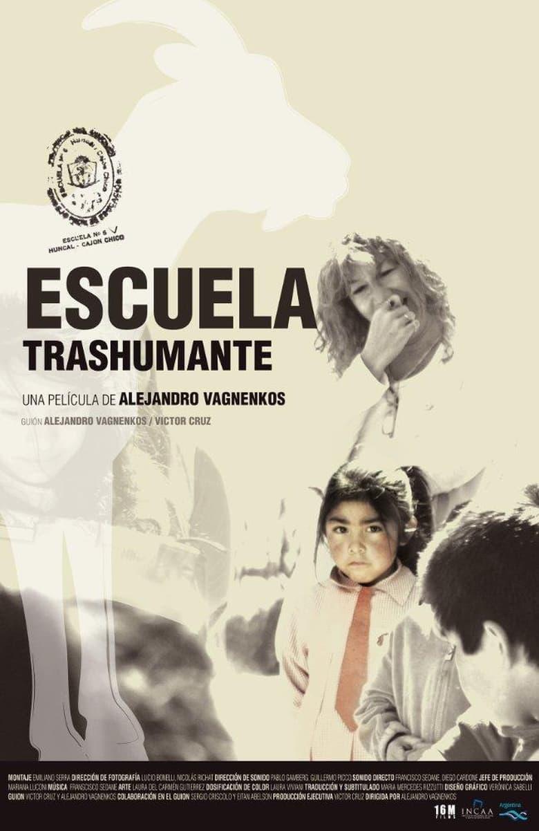 Escuela trashumante - poster