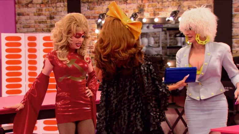 RuPaul's Drag Race All Stars: 2×1