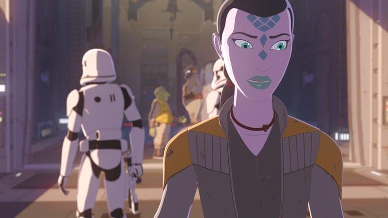 Star Wars Resistance: 1×14