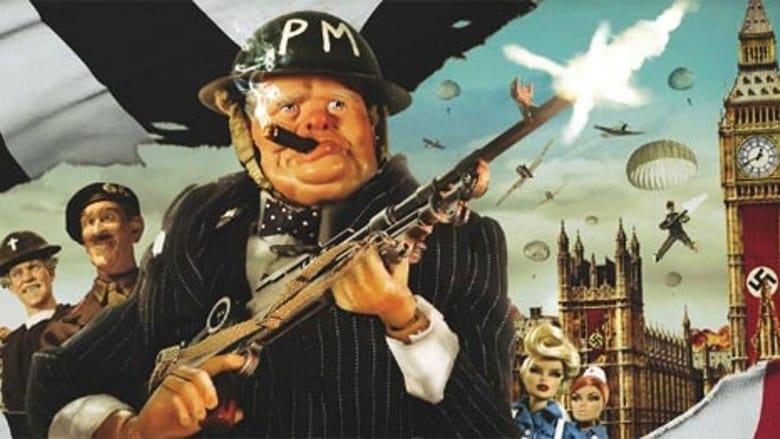 Voir Jackboots on Whitehall en streaming vf gratuit sur StreamizSeries.com site special Films streaming