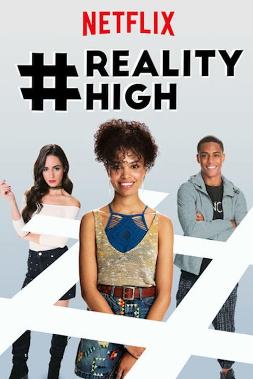 Εξώφυλλο του #RealityHigh