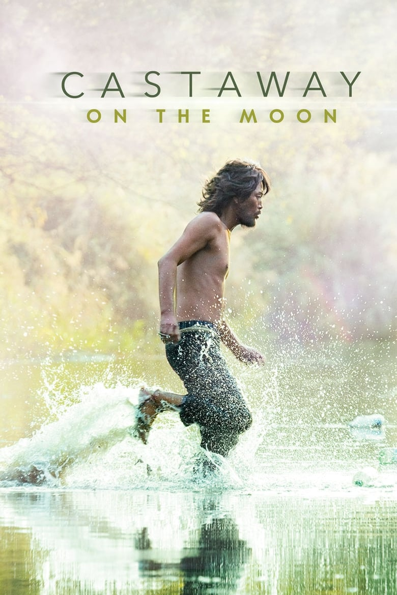 Castaway on the Moon - poster