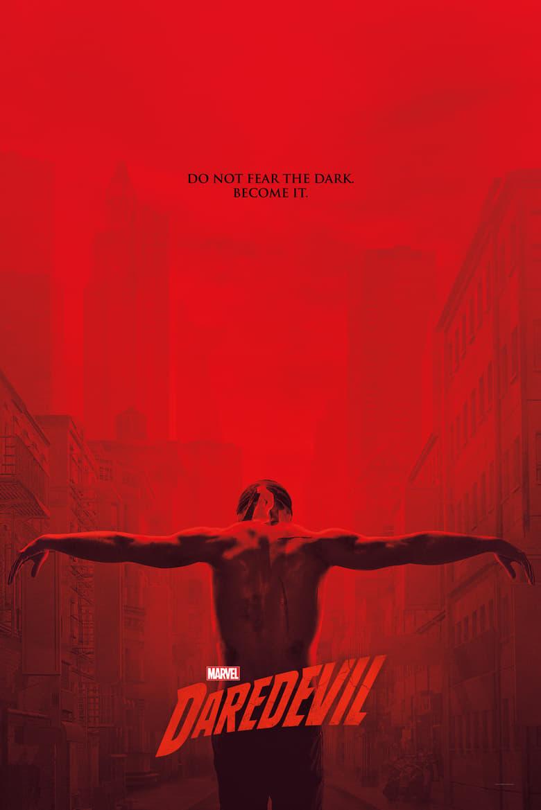 Εξώφυλλο του Marvel's Daredevil
