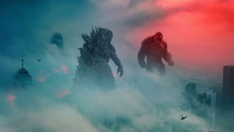 Godzilla vs. Kong (LEGENDADO)