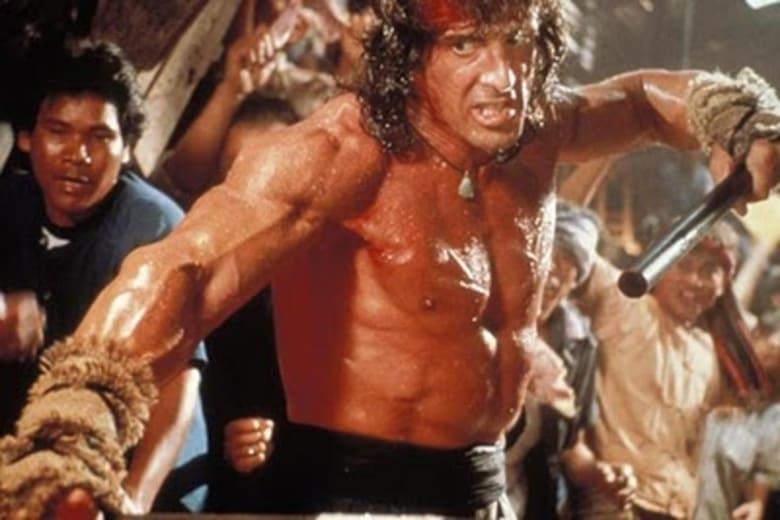Rembo: Pirmasis kraujas 3 / Rambo III (1988)