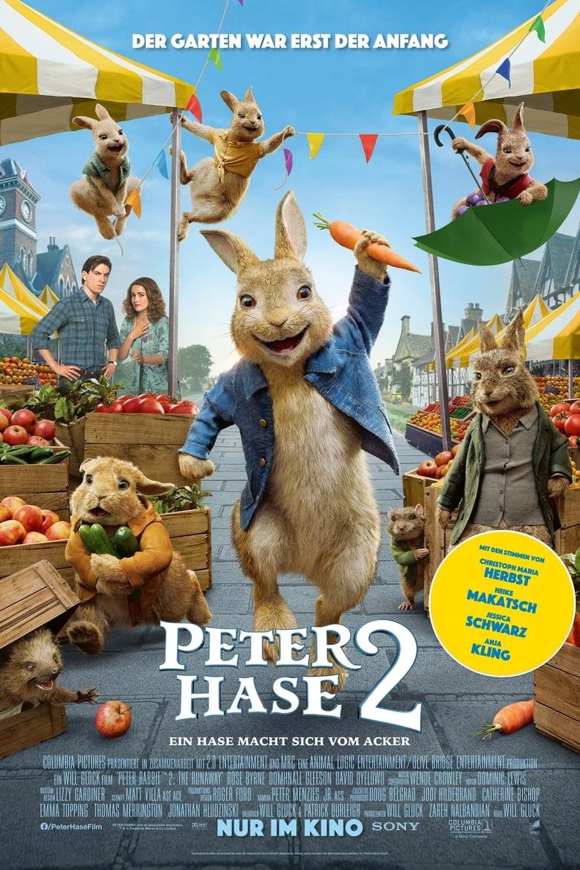 Peter Hase 2 – Ein Hase macht sich vom Acker - Familie / 2021 / ab 12 Jahre