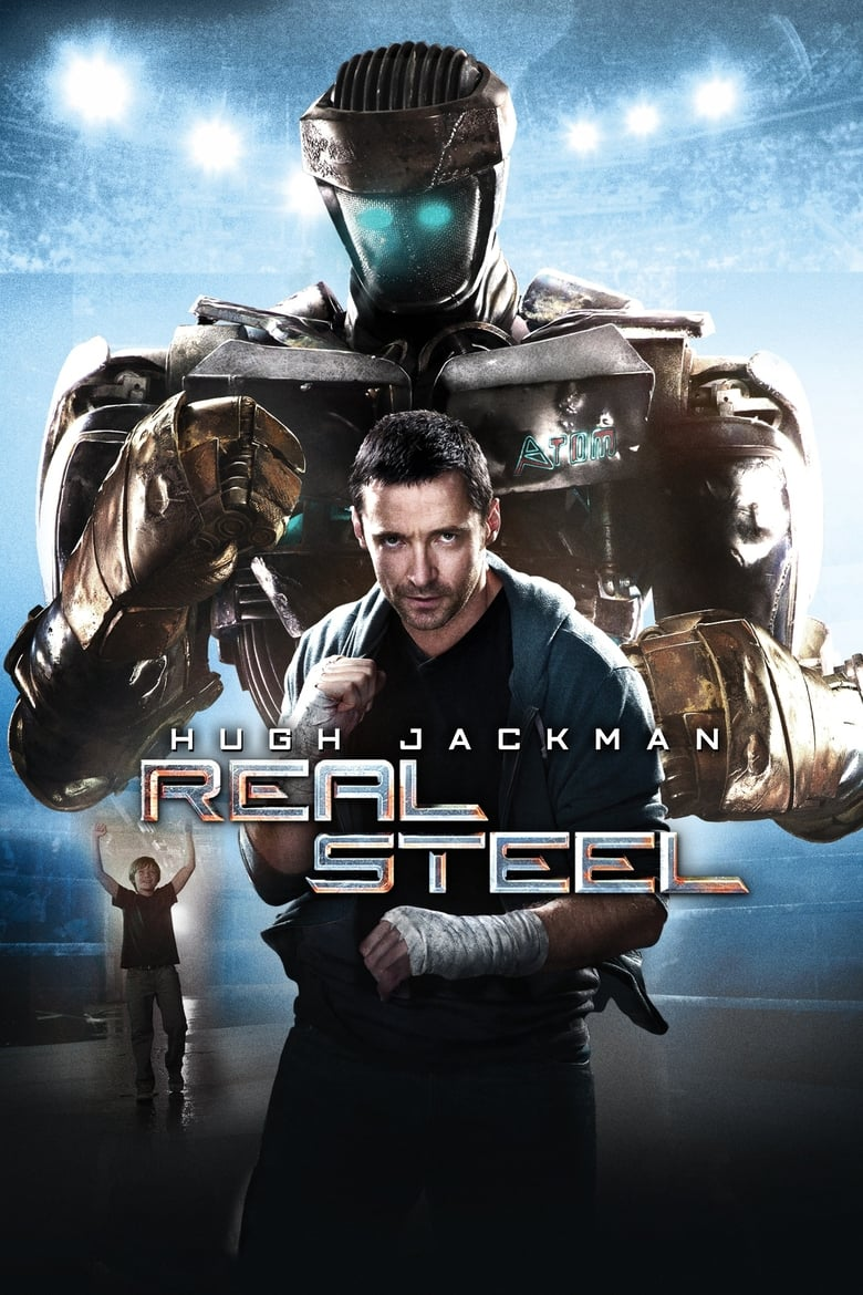Real Steel - Action / 2011 / ab 12 Jahre
