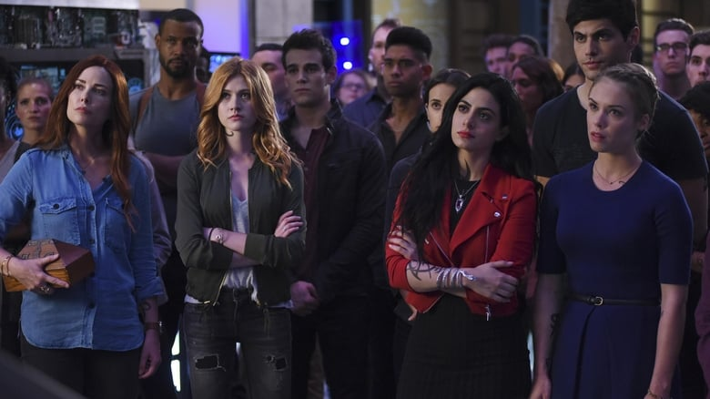 Shadowhunters: 2×1