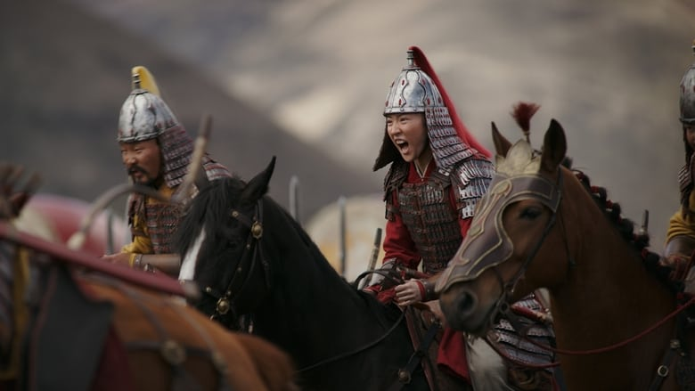 кадр из фильма Мулан