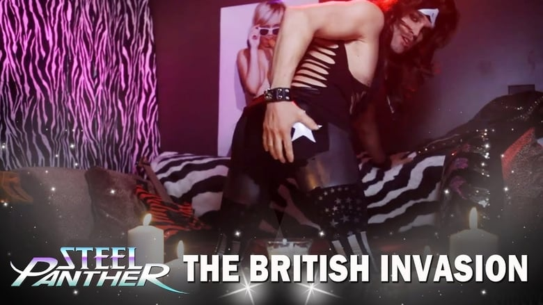 Ver Steel Panther – British Invasion Online HD Español y Latino (2012)
