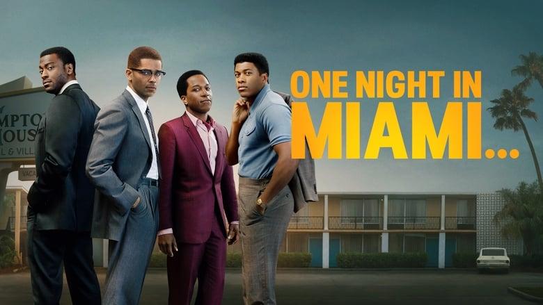 Watch One Night in Miami... Putlocker Movies