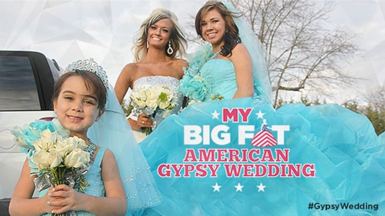 My Fat American Gypsy Wedding Doentary Reveals The World Of Gypsies And Travellers In America Focusing On Rite Page Celebrations
