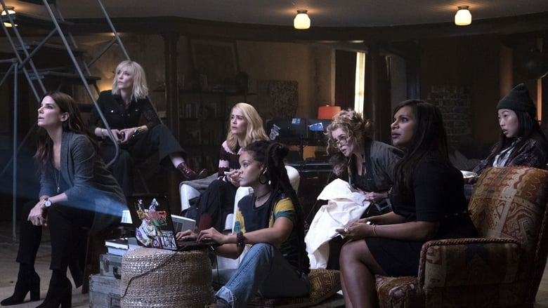Ocean's Eight 2018 hd quickmovies