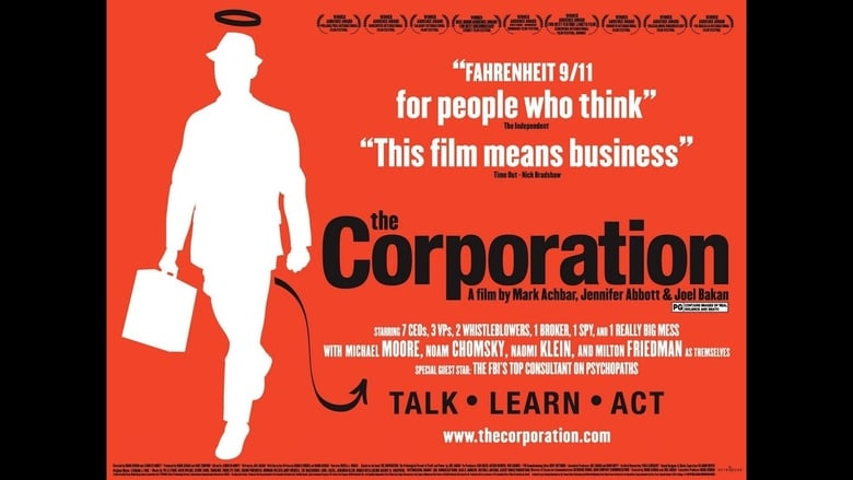 Watch The Corporation free