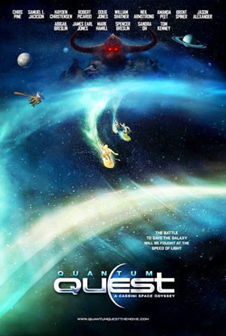 Quantum Quest: A Cassini Space Odyssey (2012)