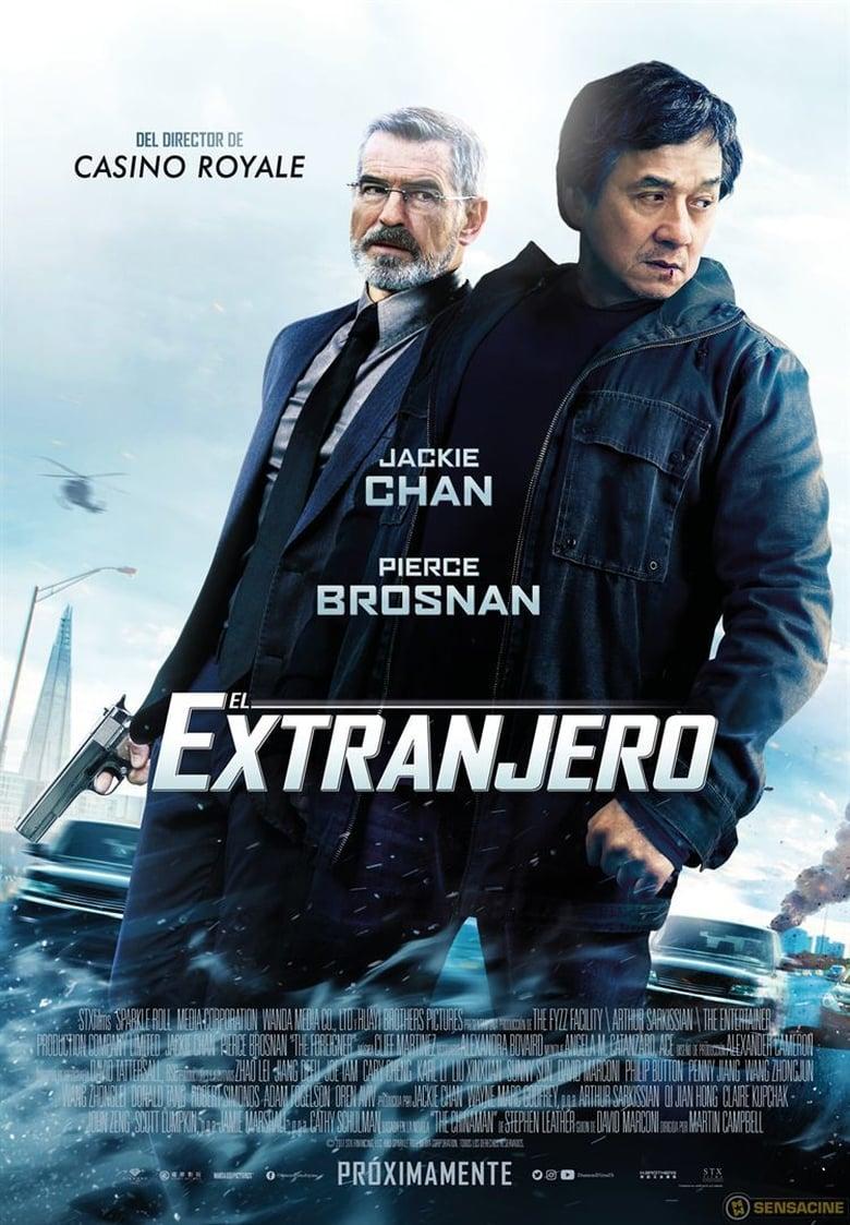 El Extranjero (2017) OnLine D.D.