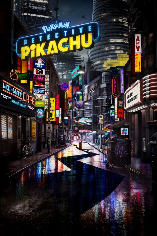 Εδώ θα δείτε το Pokémon Detective Pikachu: OnLine με Ελληνικούς Υπότιτλους | Tainies OnLine - Greek Subs