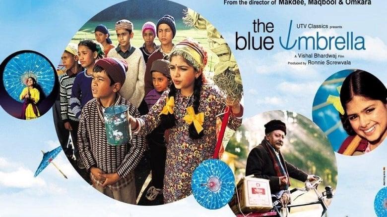 The+Blue+Umbrella