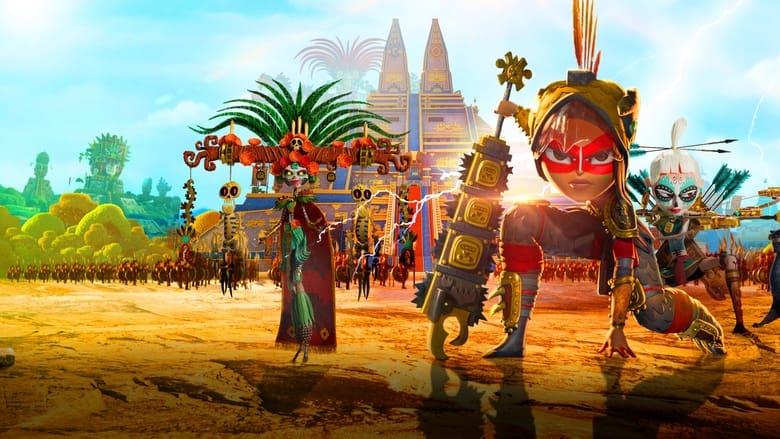 Ver Maya y los tres online y en castellano 2021