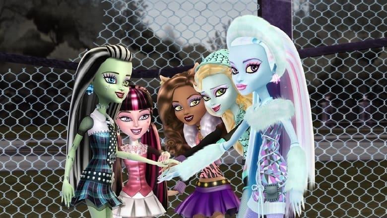 Voir Monster High, les reines de la CRIM streaming complet et gratuit sur streamizseries - Films streaming