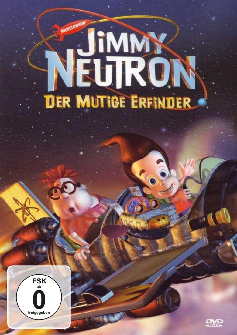 Jimmy Neutron - Der mutige Erfinder - Familie / 2002 / ab 6 Jahre