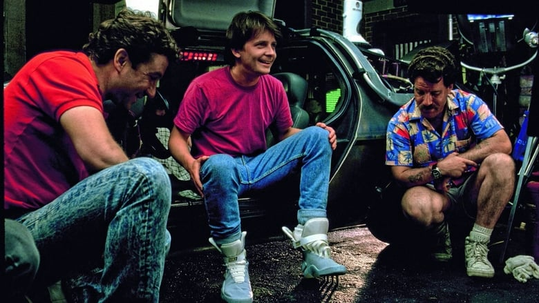 Film Back to the Future Part II. Behind the scenes. Online