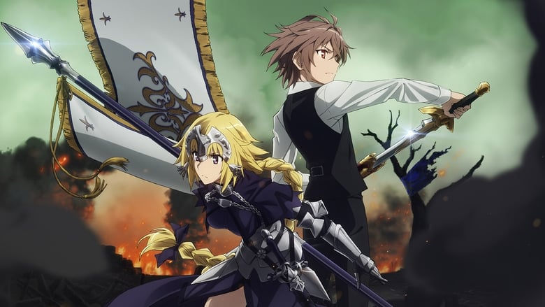 Watch Fate/Apocrypha streaming online free