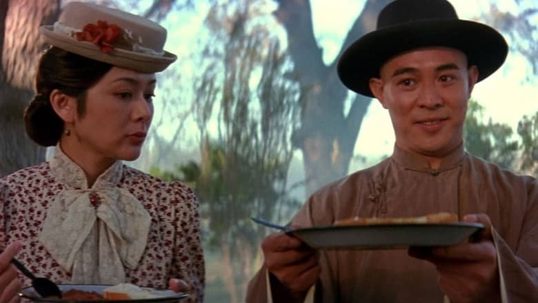 مشاهدة فيلم Once Upon a Time in China and America 1997 مترجم أون لاين بجودة عالية