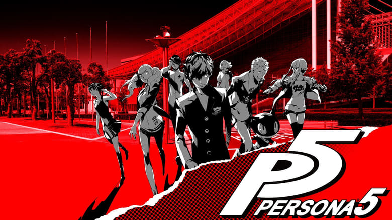 Persona+5+the+Animation%3A+The+Day+Breakers