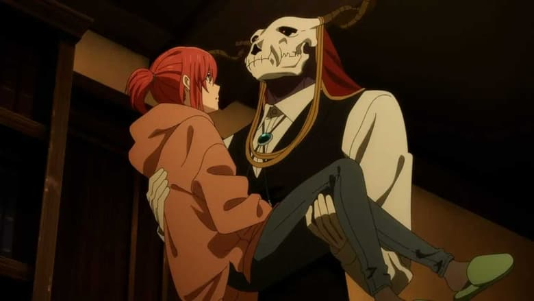 The Ancient Magus' Bride: The Boy From the West and the Knight of the Mountain Haze (2021)