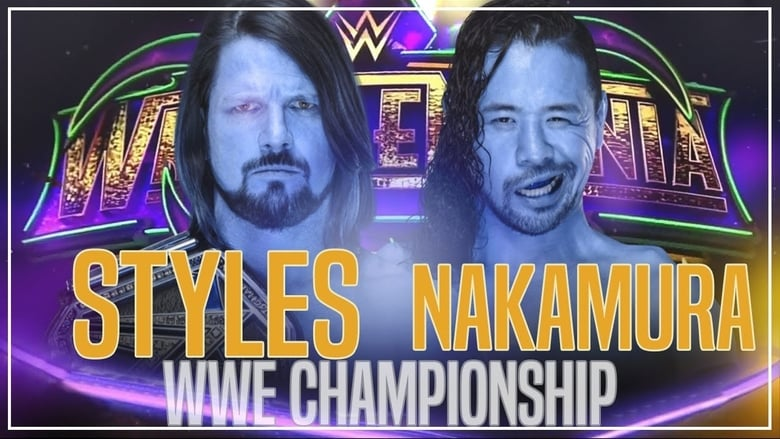 Watch WWE WrestleMania 34 free